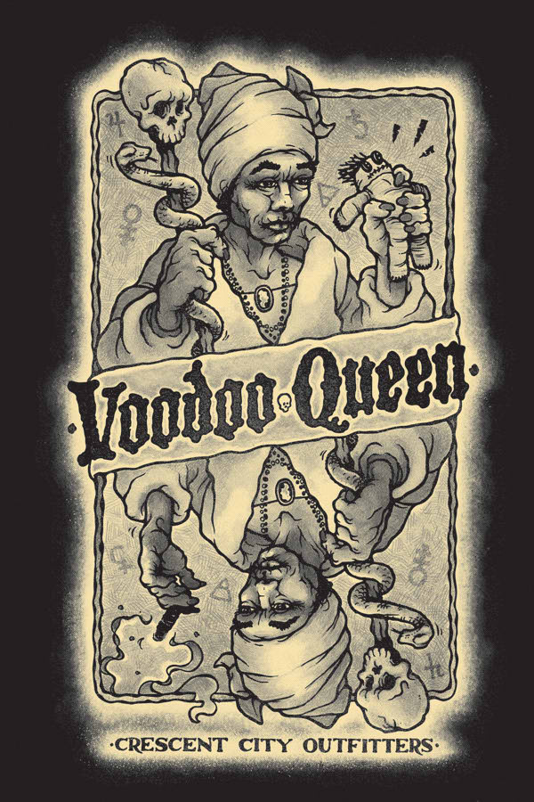 Playing-Cards-by-Damian-King-Voodoo-Queen