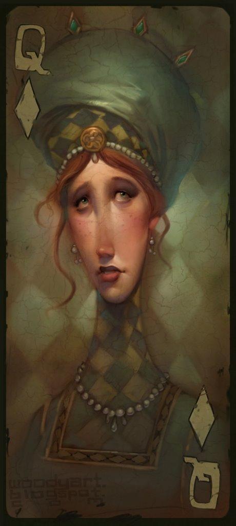 Queen-of-Diamonds-by-Ryan-Wood