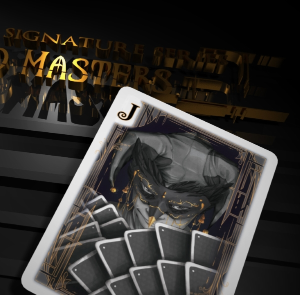 De'vo's-Signature-Series-Card Masters-Joker