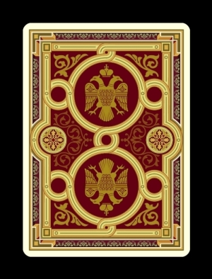 Icons-Playing-Cards-by-Half-Moon-Playing-Cards-Imperial-Edition-Back