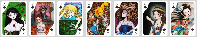 Story-Time-Playing-Cards-by-Eny-Space-Captain-Clubs