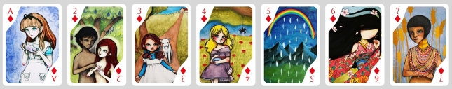 Story-Time-Playing-Cards-by-Eny-Space-Captain-Diamonds