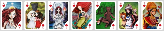 Story-Time-Playing-Cards-by-Eny-Space-Captain-Hearts