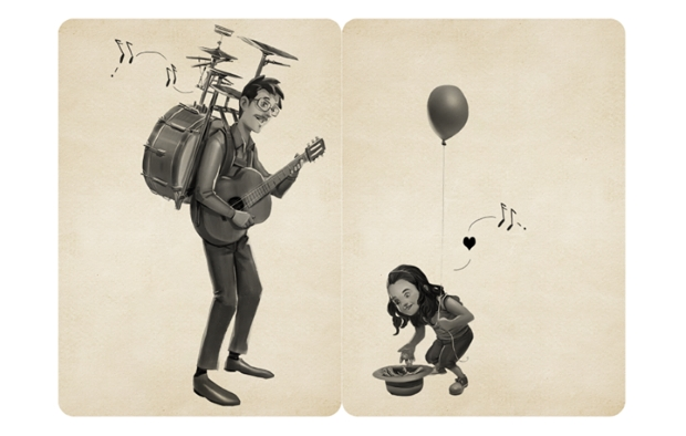 Buskers-Playing-Cards-Diptych