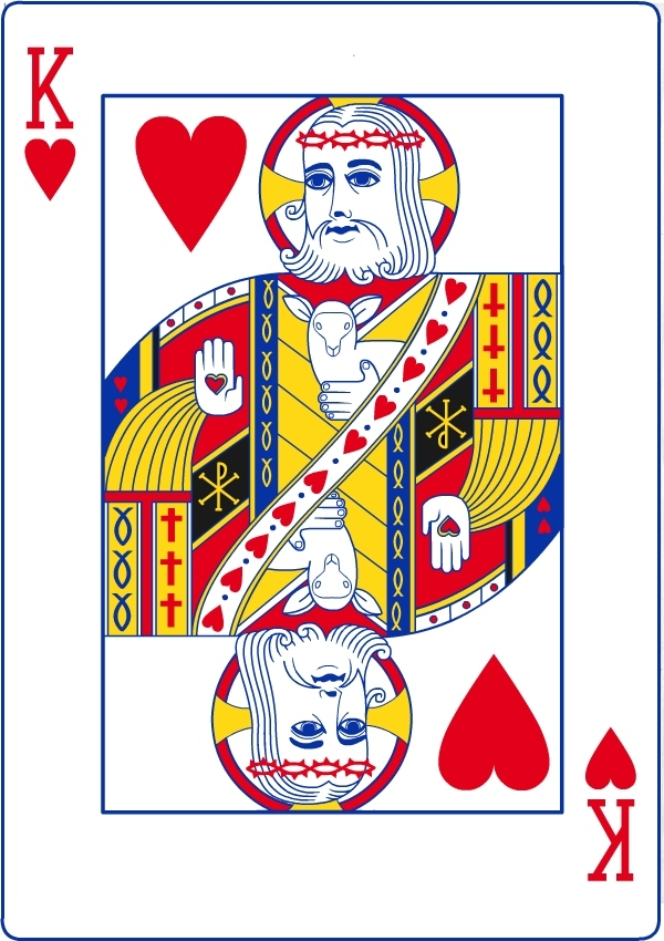 King-of-Hearts-by-Ralph-Sevelius