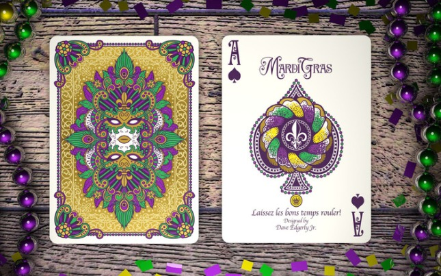 Mardi-Gras-Playing-Cards-by-Dave-Edgerly-Ace-of-Spades