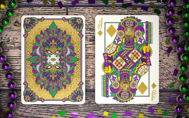 Mardi-Gras-Playing-Cards-by-Dave-Edgerly-Jack-of-Diamonds