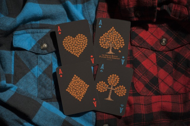 Bicycle-Lumberjacks-Playing-Cards-2nd-by-Vadim-Smolenskiy-Aces
