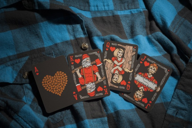 Bicycle-Lumberjacks-Playing-Cards-2nd-by-Vadim-Smolenskiy-Hearts
