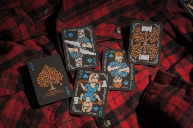 Bicycle-Lumberjacks-Playing-Cards-2nd-by-Vadim-Smolenskiy-Spades