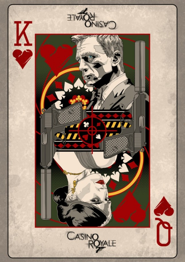 casino royale 2006 online king of cards