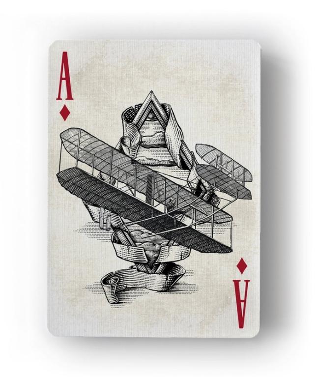 Innovation-Playing-Cards-by-Jody-Eklund-Ace-of-Diamonds