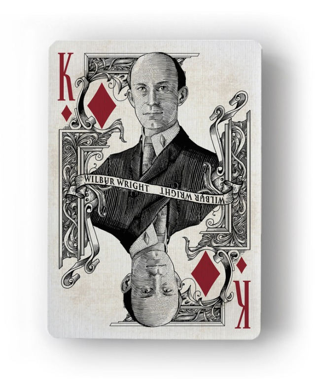 Innovation-Playing-Cards-by-Jody-Eklund-King-of-Diamonds