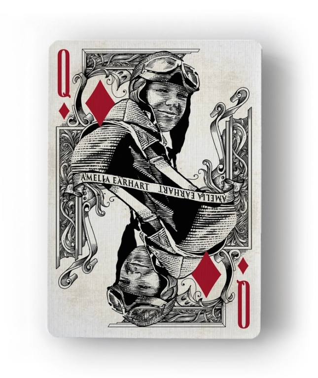 Innovation-Playing-Cards-by-Jody-Eklund-Queen-of-Diamonds