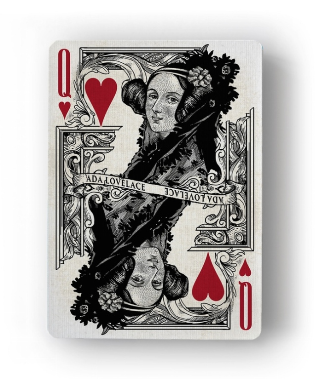 Innovation-Playing-Cards-by-Jody-Eklund-Queen-of-Hearts