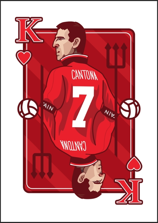 King-of-Hearts-by-Dave-Flanagan-Eric-Cantona