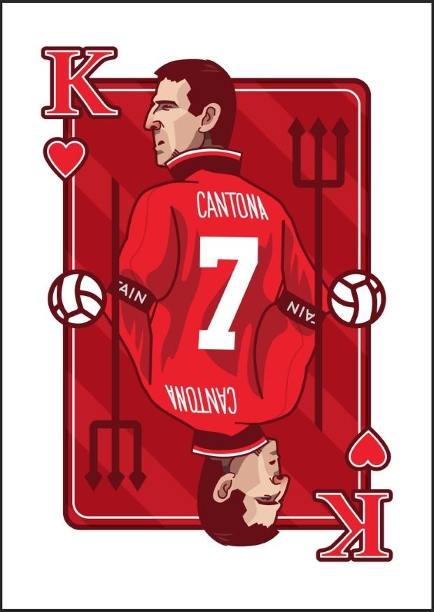 King-of-Hearts-by-Dave-Flanagan-Eric-Cantona