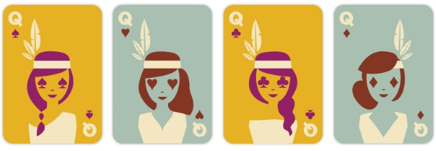 Native-Playing-Cards-by-Sean-Voegeli-Queens