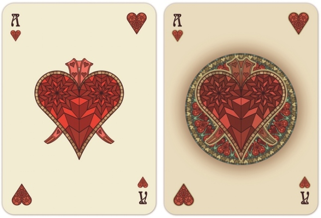 Nouveau-Playing-Cards-by-BFPC-Ace-of-Hearts