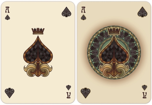 Nouveau-Playing-Cards-by-BFPC-Ace-of-Spades