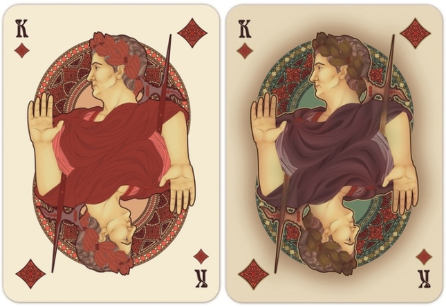 Nouveau-Playing-Cards-by-BFPC-King-of-Diamonds