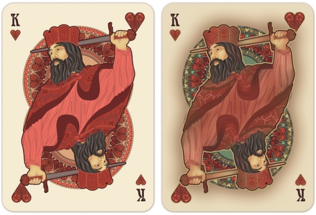 Nouveau-Playing-Cards-by-BFPC-King-of-Hearts