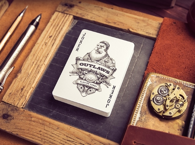 Outlaws-Playing-Cards-by-Mike-Joker