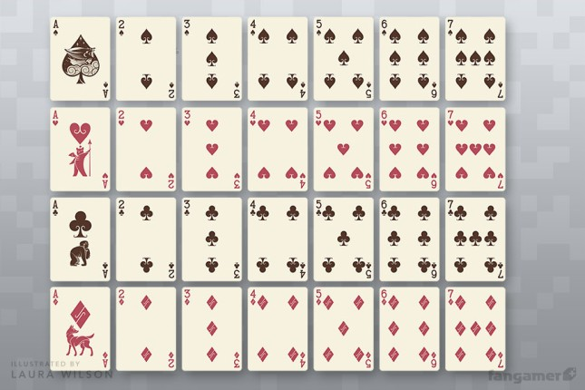 Blackjack-Casino-Final-Fantasy-Playing-Cards-by-Laura-Wilson-Number-Cards