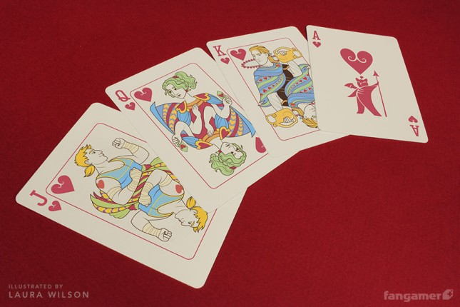 Blackjack-Casino-Final-Fantasy-Playing-Cards-by-Laura-Wilson-Hearts