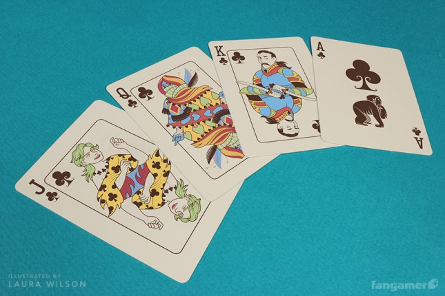 Blackjack-Casino-Final-Fantasy-Playing-Cards-by-Laura-Wilson-Clubs