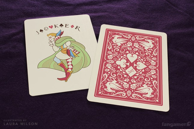 Blackjack-Casino-Final-Fantasy-Playing-Cards-by-Laura-Wilson-Joker