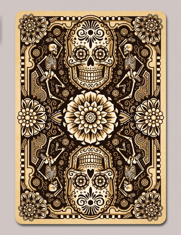 Dia-de-los-Muertos-Second-Ed-Playing-Cards-by-Edgy-Brothers-back