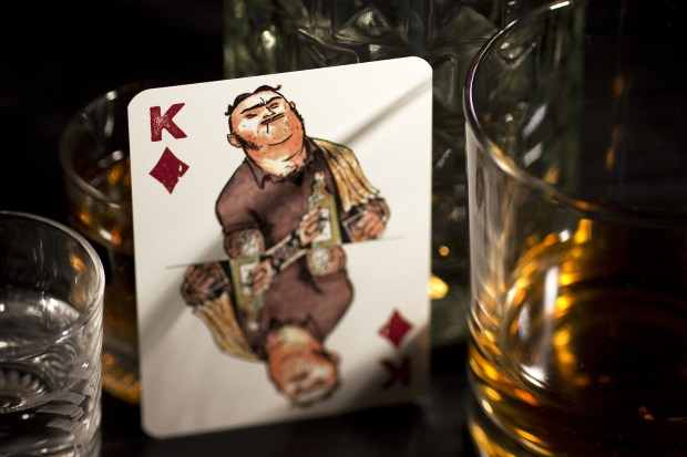 Poker-Faces-Playing-Cards-by-Verlag-um-die-Ecke-King-of-Diamonds