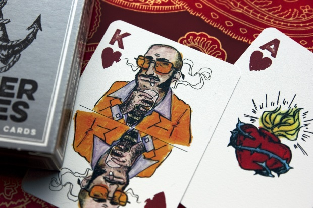 Poker-Faces-Playing-Cards-by-Verlag-um-die-Ecke-King-of-Hearts