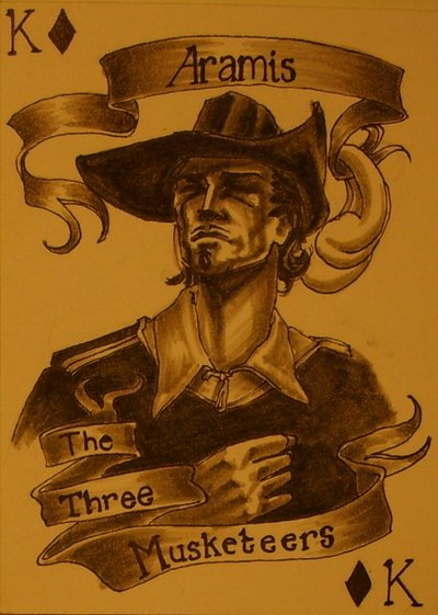 Three-Musketeers-Playing-Cards-by-Hannah-Friederichs-Aramis