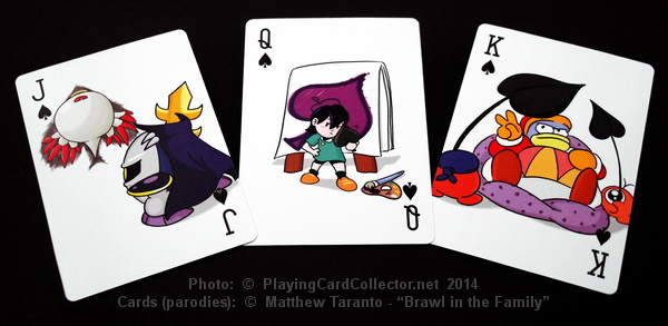 Brawl-in-the-Family-Playing-Cards-Courts-Spades