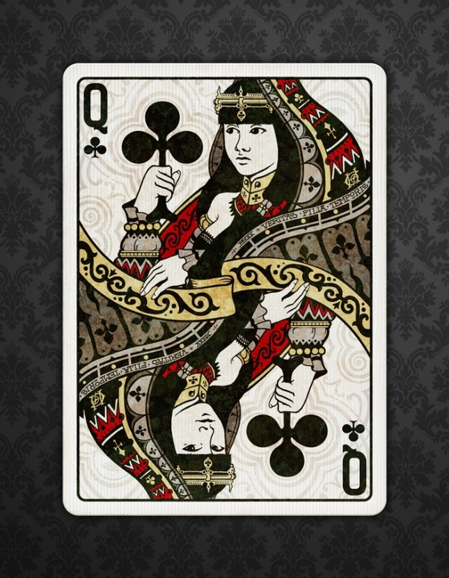 Gemini-Playing-Cards-by-Stockholm17-Queen-of-Clubs-ud