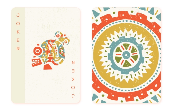 Mesoamerica-Playing-Cards-by-Hector-Perez-Joker